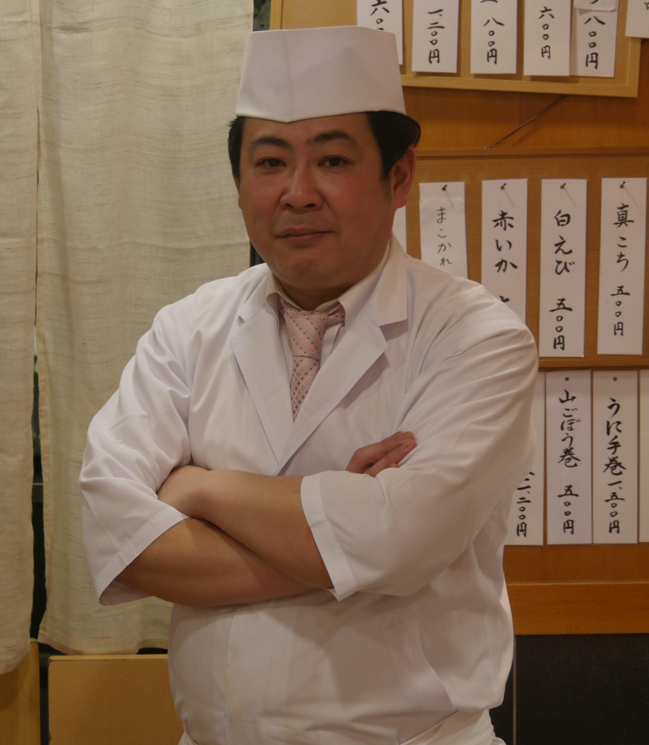 飯田隆之さんの写真
